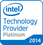 Intel Provider badge