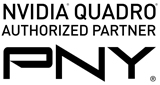 PNY NVIDIA Quadro Authorized Partner