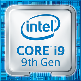 Intel Core i9 badge